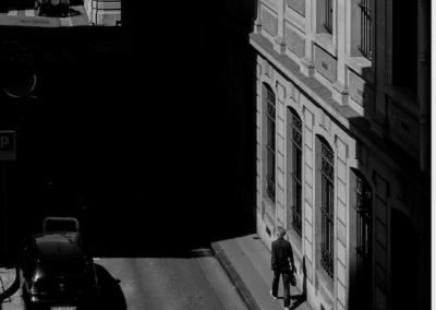 une rue de marseille