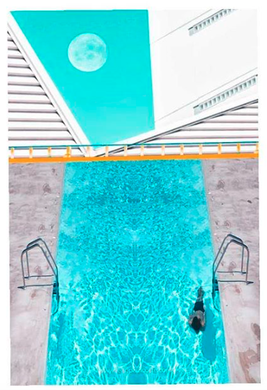 Piscine - Hockney